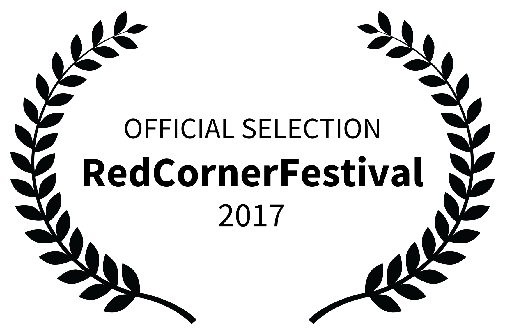 OFFICIAL SELECTION - RedCornerFestival - 2017